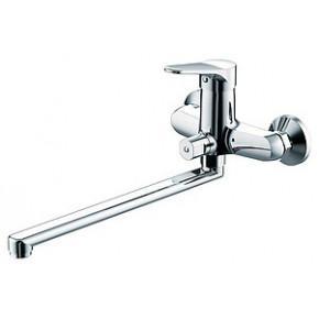 Смеситель Bravat Eco F6111147C-LB для ванны с душем