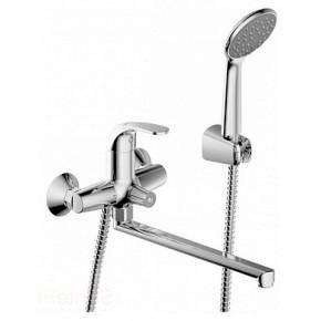Смеситель Bravat Fit F6135188CP-LB-RUS для ванны с душем