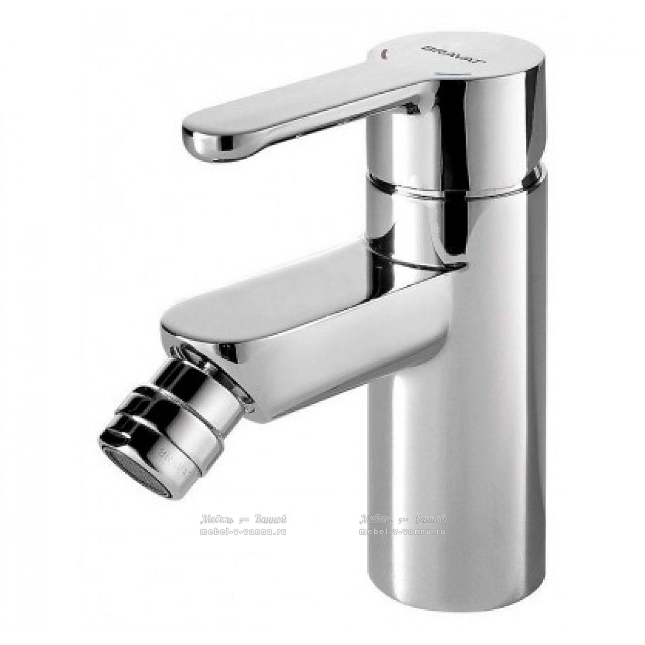 Смеситель Bravat Stream F33783C для биде купить в Москве по цене от 4397р. в интернет-магазине mebel-v-vannu.ru