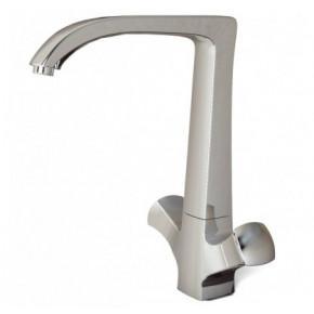 Смеситель Bravat Whirlpool F778112C для кухни