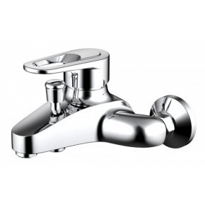 Смеситель Bravat Loop F6124182CP-01-RUS для ванны и душа