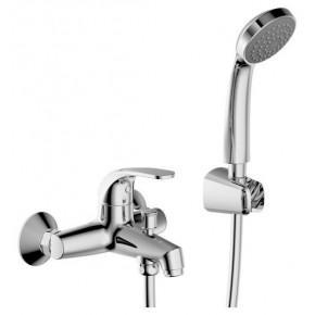 Смеситель Bravat Fit 7F6135188CP-B-RUS для ванны с душем