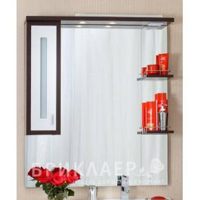Зеркало-шкаф Бриклаер Бали 90