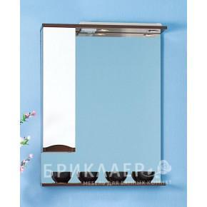 Зеркало-шкаф Бриклаер Токио 70