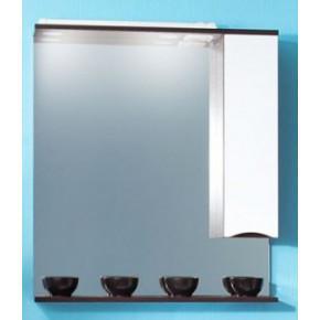 Зеркало-шкаф Бриклаер Токио 80