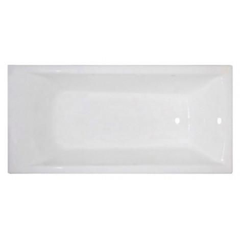 Чугунная ванна Castalia Prime 1500х700х420 купить в Москве по цене от 27450р. в интернет-магазине mebel-v-vannu.ru