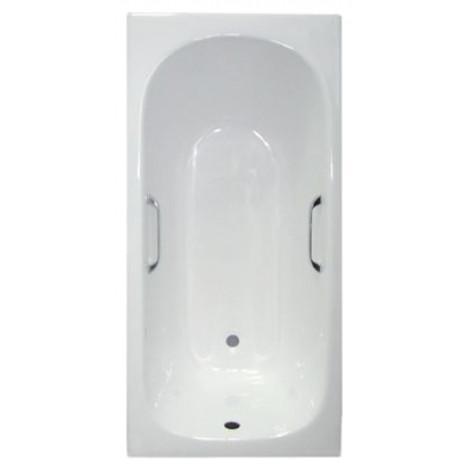 Чугунная ванна Castalia 1500х700х420 с ручками купить в Москве по цене от 20500р. в интернет-магазине mebel-v-vannu.ru