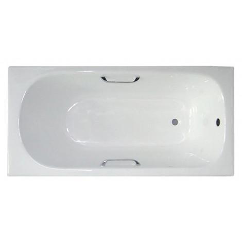Чугунная ванна Castalia 1700х700х420 с ручками купить в Москве по цене от 29790р. в интернет-магазине mebel-v-vannu.ru