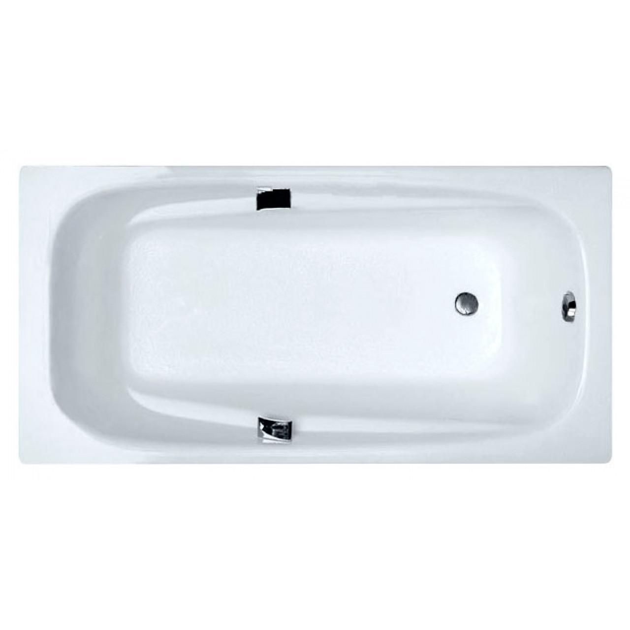 Чугунная ванна Castalia Emma 1800х850х420 с ручками купить в Москве по цене от 39330р. в интернет-магазине mebel-v-vannu.ru