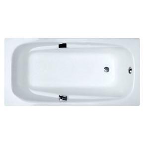 Чугунная ванна Castalia Emma 1800х850х420 с ручками