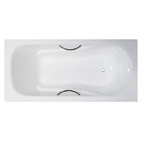 Чугунная ванна Castalia Paola 1700х750х420 с ручками купить в Москве по цене от 27700р. в интернет-магазине mebel-v-vannu.ru