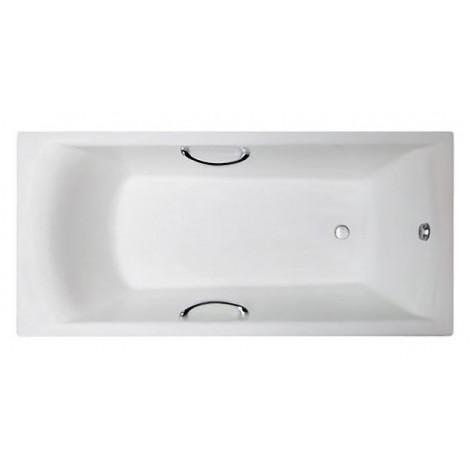 Чугунная ванна Castalia Prime 1800х800х480 с хром ручками купить в Москве по цене от 47070р. в интернет-магазине mebel-v-vannu.ru