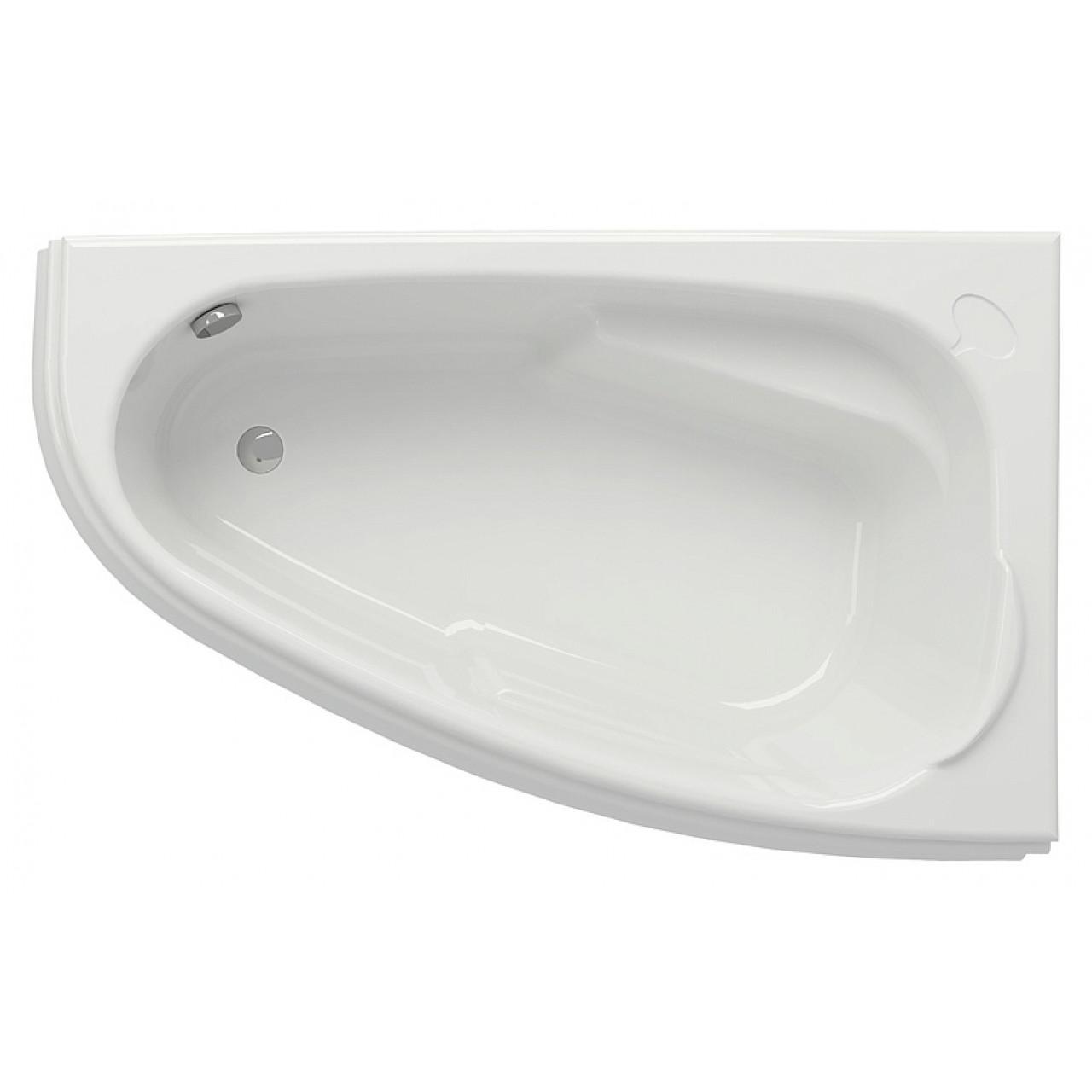 Акриловая ванна Cersanit Joanna WA-JOANNA*150 150x95 см купить в Москве по цене от 8495р. в интернет-магазине mebel-v-vannu.ru