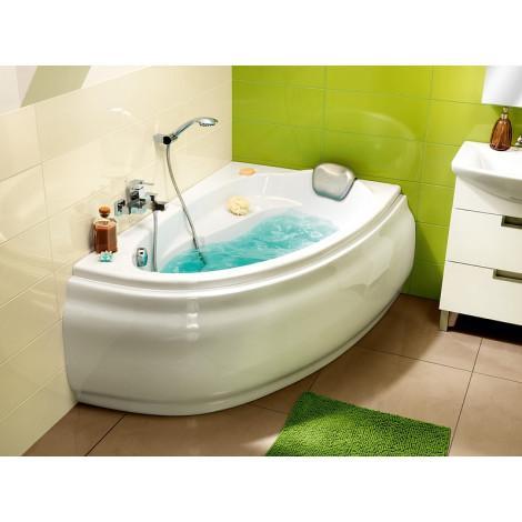 Акриловая ванна Cersanit Joanna WA-JOANNA*140 140x90 см купить в Москве по цене от 7985р. в интернет-магазине mebel-v-vannu.ru