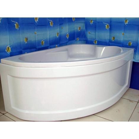 Акриловая ванна Cersanit Kaliope WA-KALIOPE*153 153x100 см купить в Москве по цене от 9344р. в интернет-магазине mebel-v-vannu.ru