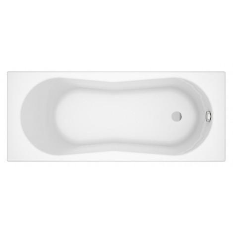 Акриловая ванна Cersanit Nike 170 купить в Москве по цене от 7688р. в интернет-магазине mebel-v-vannu.ru