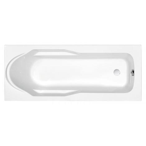 Акриловая ванна Cersanit Santana 170 купить в Москве по цене от 6047р. в интернет-магазине mebel-v-vannu.ru