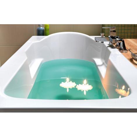 Акриловая ванна Cersanit Santana WP-SANTANA*170 170x70 см купить в Москве по цене от 7730р. в интернет-магазине mebel-v-vannu.ru