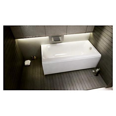Акриловая ванна Cersanit Smart WP-SMART*170 170x80 см купить в Москве по цене от 9344р. в интернет-магазине mebel-v-vannu.ru