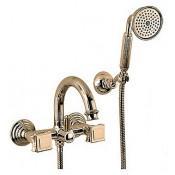 Смеситель Cezares Olimp VD 02 O для ванны с душем купить в Москве по цене от 47150р. в интернет-магазине mebel-v-vannu.ru