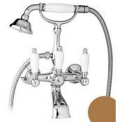 Смеситель Cezares First FIRST-VD-02-Bi для ванны с душем купить в Москве по цене от 21384р. в интернет-магазине mebel-v-vannu.ru