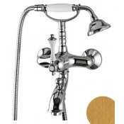 Смеситель Cezares Margot MARGOT-VDM-03/24-Bi для ванны с душем купить в Москве по цене от 34056р. в интернет-магазине mebel-v-vannu.ru