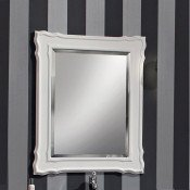 Зеркало Cezares Firenze bianco laccato купить в Москве по цене от 46428р. в интернет-магазине mebel-v-vannu.ru