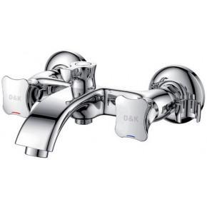 Смеситель D&K Grimm Hessen DA1383201 для ванны/душа