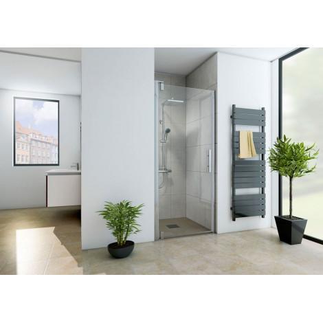 Дверь для душа Duschwelten MK 580 DT/N 900 5280005001004 R, L купить в Москве по цене от 22400р. в интернет-магазине mebel-v-vannu.ru
