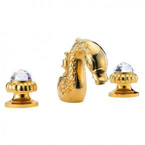 Смеситель Effepi CRYSTAL 23081-DS для биде золото