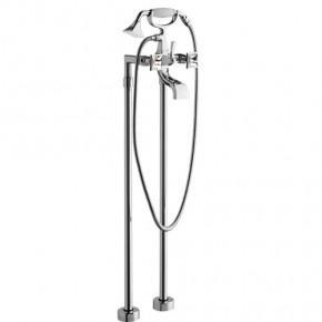 Смеситель Effepi CHIC DIAMANTE 44016 для ванны хром напольный