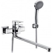 Смеситель Elghansa Mondschein 5302235 для ванны с душем купить в Москве по цене от 5320р. в интернет-магазине mebel-v-vannu.ru