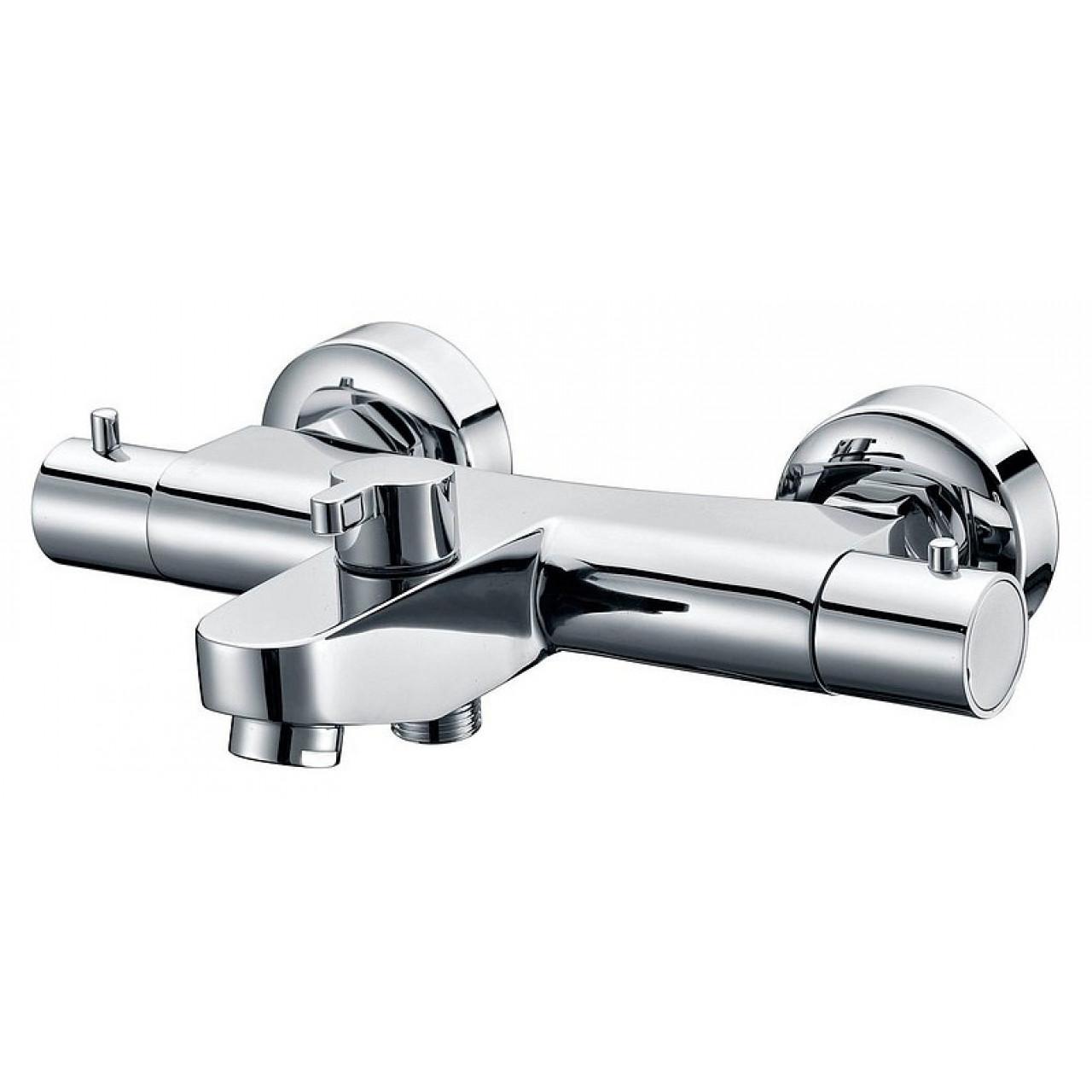 Смеситель Elghansa Termo 6700857 для ванны с душем термостатический купить в Москве по цене от 8450р. в интернет-магазине mebel-v-vannu.ru