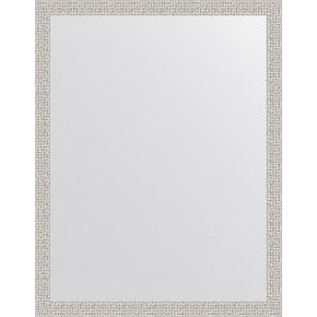 Зеркало Evoform Definite BY 3260 71x91 см мозаика хром
