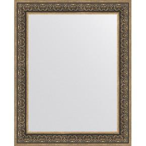 Зеркало Evoform Definite BY 3288 83x103 см вензель серебряный