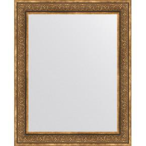 Зеркало Evoform Definite BY 3287 83x103 см вензель бронзовый