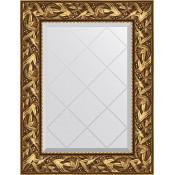 Зеркало Evoform Exclusive-G BY 4027 59x76 см византия золото купить в Москве по цене от 10691р. в интернет-магазине mebel-v-vannu.ru