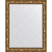 Зеркало Evoform Exclusive-G BY 4371 99x124 см византия золото купить в Москве по цене от 20929р. в интернет-магазине mebel-v-vannu.ru