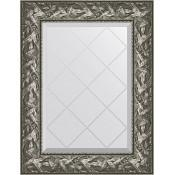 Зеркало Evoform Exclusive-G BY 4028 59x76 см византия серебро купить в Москве по цене от 10691р. в интернет-магазине mebel-v-vannu.ru