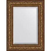 Зеркало Evoform Exclusive BY 3401 60x80 см виньетка состаренная бронза купить в Москве по цене от 10331р. в интернет-магазине mebel-v-vannu.ru