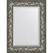 Зеркало Evoform Exclusive BY 3390 59x79 см византия серебро купить в Москве по цене от 10082р. в интернет-магазине mebel-v-vannu.ru