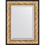 Зеркало Evoform Exclusive BY 1231 60x80 см барокко золото купить в Москве по цене от 7800р. в интернет-магазине mebel-v-vannu.ru
