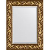 Зеркало Evoform Exclusive BY 3389 59x79 см византия золото купить в Москве по цене от 10082р. в интернет-магазине mebel-v-vannu.ru