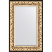 Зеркало Evoform Exclusive BY 1241 60x90 см барокко золото купить в Москве по цене от 8398р. в интернет-магазине mebel-v-vannu.ru