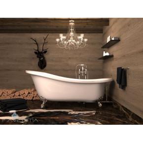 Отдельностоящая Акриловая ванна Favenitia Loretta