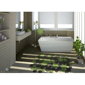 Отдельностоящая Акриловая ванна Favenitia Audrey