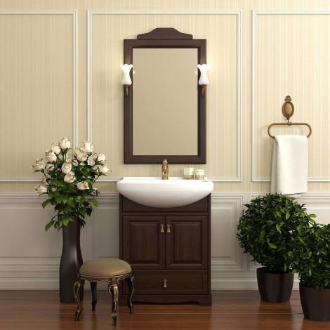Комплект мебели Ferrara Богемия 65 купить в Москве по цене от 27657р. в интернет-магазине mebel-v-vannu.ru