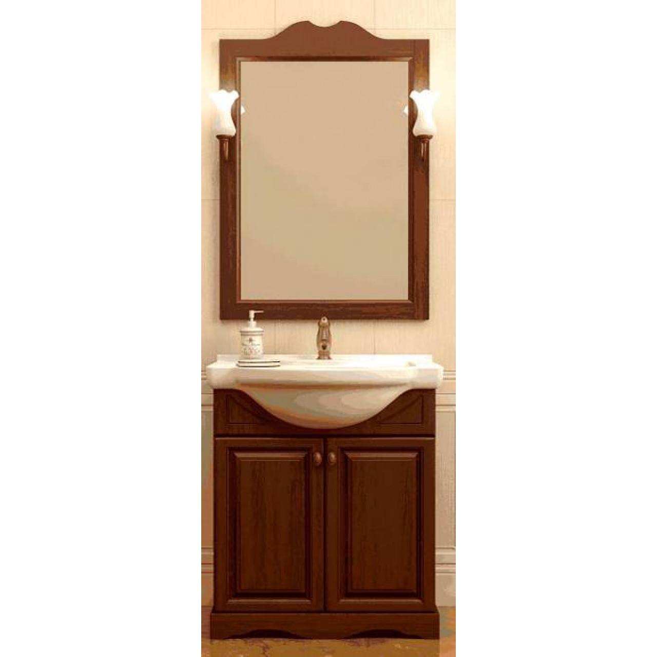 Комплект мебели Ferrara Габриэлла 70 купить в Москве по цене от 29750р. в интернет-магазине mebel-v-vannu.ru