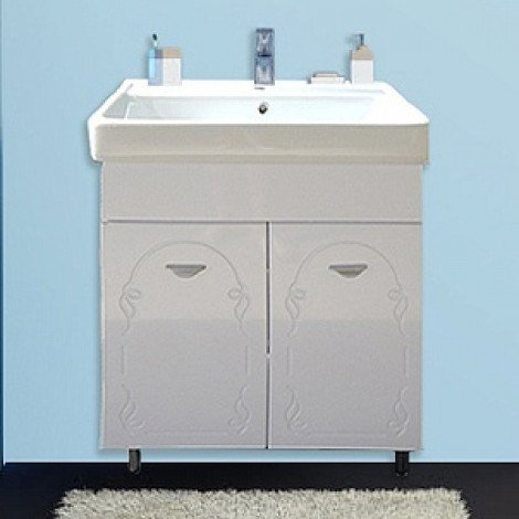 Комплект мебели Ferrara Квадро 60 купить в Москве по цене от 14476р. в интернет-магазине mebel-v-vannu.ru