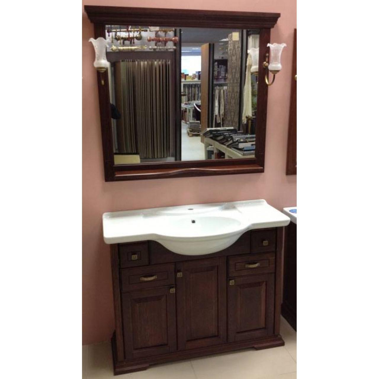 Комплект мебели Ferrara Модена 105 купить в Москве по цене от 46645р. в интернет-магазине mebel-v-vannu.ru